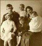 Joseph Hall Family, 1919