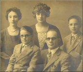 The Albert Raber Family